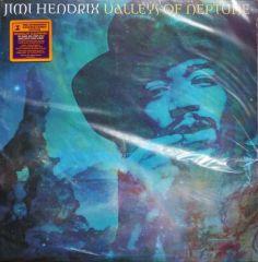Valleys Of Neptune - 2LP / Jimi Hendrix / 2010 / 2017