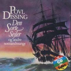 Den Sorte Sejler - CD / Povl Dissing / 1988