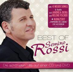 Best Of - cd+dvd / Semino Rossi / 2014