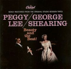 Beauty and the Beat - CD / Peggy Lee/George Shearing / 1959