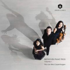 Beethoven Piano Trios Volume 1. - CD / TRIO CON BRIO COPENHAGEN / 2018