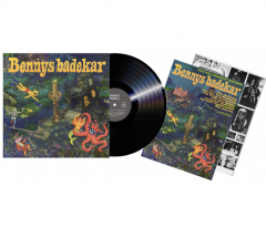 Bennys Badekar - LP / Various Artists | Soundtrack / 1970 / 2020