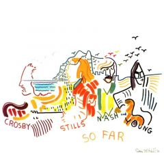 So Far - CD / Crosby, Stills, Nash & Young / 1974