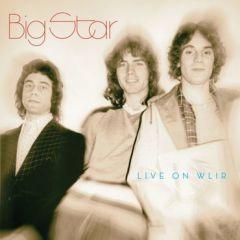 Live On WLIR - CD / Big Star / 2019