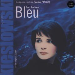Bleu (Trois Couleurs - Kieslowski) - LP+CD / Soundtrack (Zbigniew Preisner) / 2015