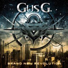 Brand New Revolution - LP / Gus G. / 2015