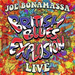 British Blues Explosion Live - 3LP / Joe Bonamassa / 2018