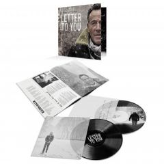 Letter To You - 2LP / Bruce Springsteen / 2020