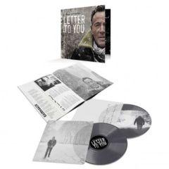Letter To You - 2LP (Farvet vinyl) / Bruce Springsteen / 2020