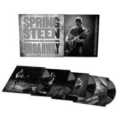 Springsteen On Broadway - 4LP / Bruce Springsteen / 2018