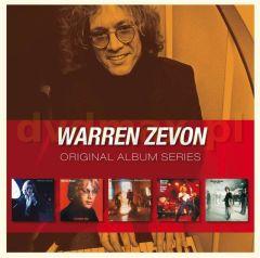 Original Album Classics (5CD) / Warren Zevon / 2009