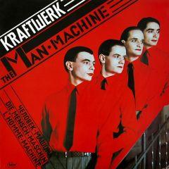 The Man Machine - Remaster - CD / Kraftwerk / 1978