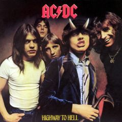 Highway To Hell - CD / AC/DC / 1979
