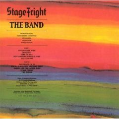 Stage Fright - LP / The Band / 1970