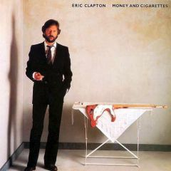 Money And Cigarettes - cd / Eric Clapton / 1983