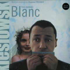 Blanc (Trois Couleurs - Kieslowski) - LP+CD / Soundtrack (Zbigniew Preisner) / 2015
