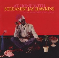 At Home With - LP / Screamin' Jay Hawkins / 2012