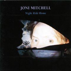 Night Ride Home - CD / Joni Mitchell / 1991