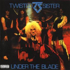 Under The Blade - CD+DVD / Twisted Sister / 1982
