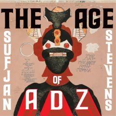 The Age Of Adz - cd / Sufjan Stevens / 2010