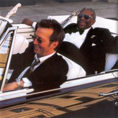 Riding with the King - CD / B.B. King & Eric Clapton / 2000