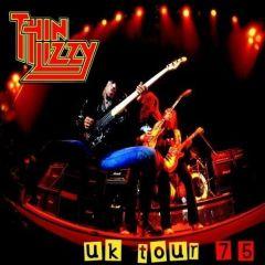 UK Tour 75 - CD / Thin Lizzy / 2008