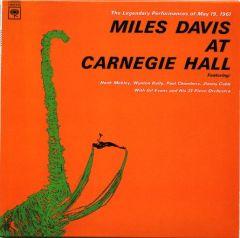 Miles At Carnegie Hall - LP / Miles Davis / 1968/2012