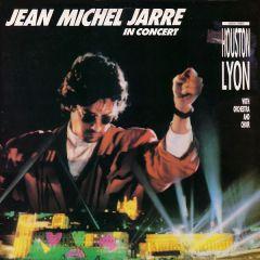 In Concert - Houston Lyon - LP / Jean Michel Jarre / 1987