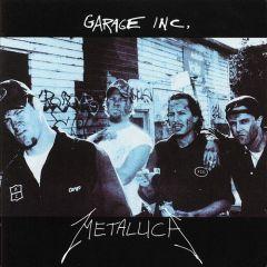 Garage Inc. - 2CD / Metallica / 1998