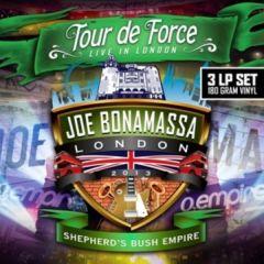 Tour De Force/Live In London/Shepherd's Bush Empire 2/4 - 3LP / Joe Bonamassa / 2014