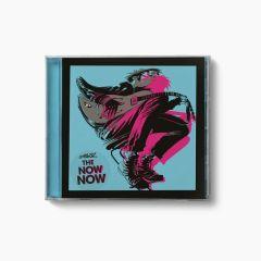 The Now Now - CD / Gorillaz / 2018