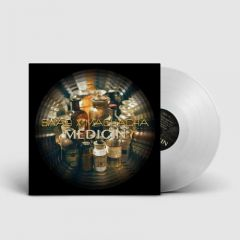 Medicin - LP (Gennemsigtig vinyl) / Swab X Machacha / 2017