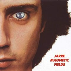 Magnetic Fields - LP / Jean Michel Jarre / 1981