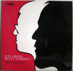 Nogen Store Nogen - LP / Povl Dissing & Benny Andersen / 1977
