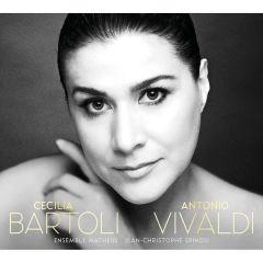 Antonio Vivaldi (Deluxe) - CD / Cecilia Bartoli | Vivaldi / 2018