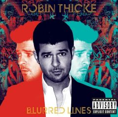 Blurred Lines (cd) / Robin Thicke / 2013