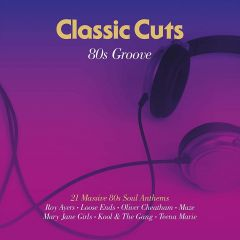 Classic Cuts 80s Groove - 2LP / Various Artists / 2019