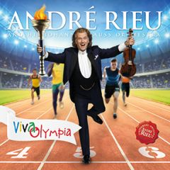 Viva Olympia! - CD / Andre Rieu / 2016