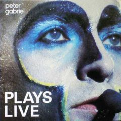 Plays Live - 2LP / Peter Gabriel / 1983
