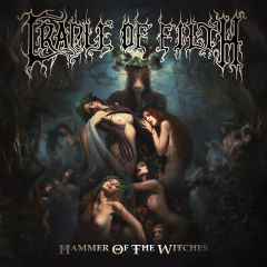 Hammer of the Witches - CD / Cradle of Filth / 2015