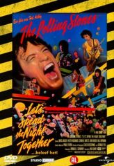 Let's Spend The Night Together - dvd / Rolling Stones / 1982