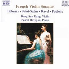French Violin Sonatas - cd / Various / 1989