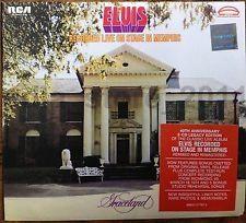 Recorded Live On Stage In Memphis/Graceland - 2CD / Elvis Presley / 2014