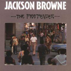 The Pretender - LP / Jackson Browne / 1976