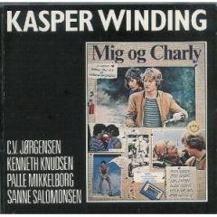Mig Og Charly - cd / Kasper Winding, C.V. Jørgensen m.fl. / 1995