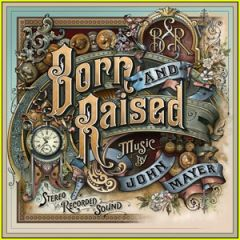 Born And Raised - CD / John Mayer / 2012