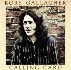 Calling Card  - cd / Rory Gallagher / 1976