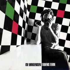 Tidens Tern - LP / C.V. Jørgensen / 1980