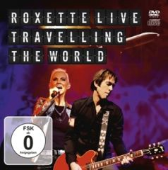 Live Travelling The World - CD+DVD / Roxette / 2013