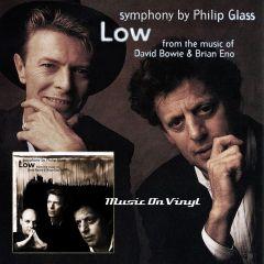 Low Symphony - LP / Philip Glass / 1993 / 2014